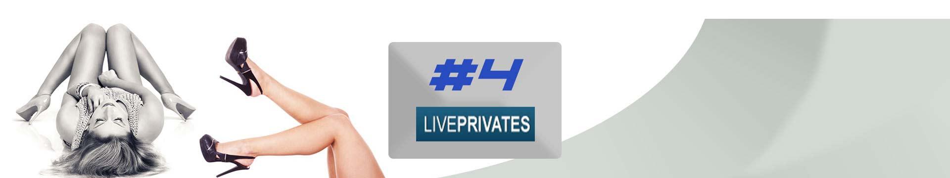 Live Privates Header